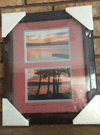 Double Matted Photo Frame
