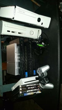 Xbox, ps2, ps1, games + more DeKalb, 60115