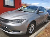 Chrysler - 200 - 2015 Las Vegas