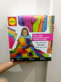 NEVER OPENED Quilt Making Kit FREE SHIPPING Charlotte, 28278
