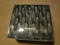 Rare Brookstone Nap Faux Luxury Peacock Blanket New in box Germantown, 20876