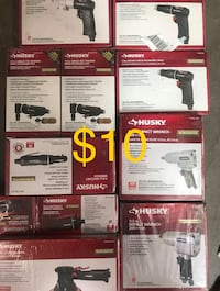 First Come First Serve Husky Tools Drill Impact Wrench #774 North Las Vegas, 89030