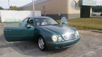 1998 Mercedes Benz CLK320~Runs Excellent Reliable Brandywine