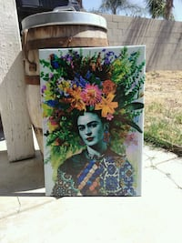 Canvas Art Print NEW free delivery Bakersfield Bakersfield, 93314