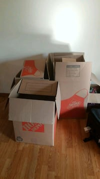 Free moving boxes Aurora, 60506