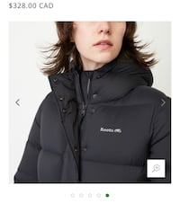Brand New Roots Bancroft Parka With Tag Toronto, M4V 2C1