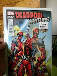 Deadpool corps Mississauga, L5H 3W6