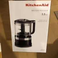 Kitchen Aid Mini Food Processor (new) Delta
