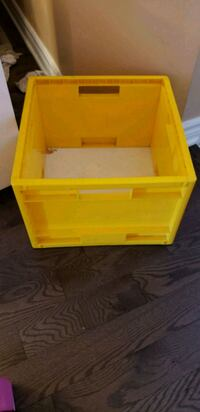 Cute sturdy kids storage box Ottawa, K2J 3T8