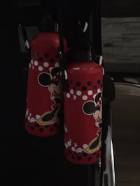 New Minnie Mouse bottles (never used) Toronto, M2R 1Y8