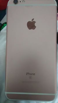 iphone 6plus 32gb rose cracked screen tmobile unlock  screen is repairable  no icloud  no itunes  ready to go Los Angeles, 91311