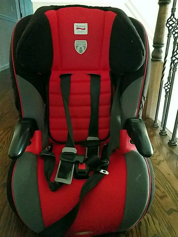 Britax Frontier Booster Carseat