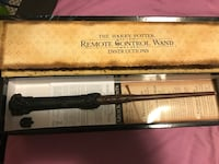 Harry Potter magic wand tv remote never used Langley, V2Y 3E2