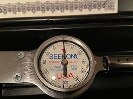 SEEKONK Dial Torque Wrench