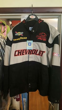 Brand new w/tags  large Nascar jacket Eden Valley, 55329
