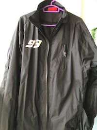 Black Marquez windbreaker  Tampines