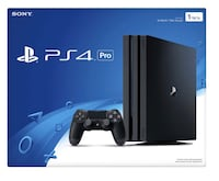 PS4 Pro - Brand New McLean, 22102