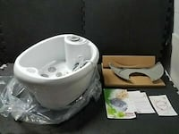 Kendal Si-fb09 Foot Spa Massager With Heat HF Vibration  Toronto, M2M 3A6