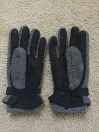 Pair of black-and-gray gloves 橡樹嶺, 37830