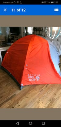 Mountain Hard Wear optic 2.5 two person tent Chestermere, T1X 1A1