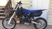 blue and black motocross dirt bike Welland, L3B 3E5