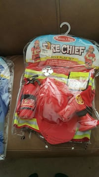 fire chief role play set pack South Holland, 60473