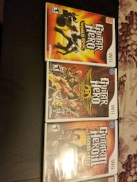 Guitar Hero games for Wii Lexington, 40509