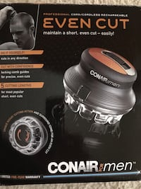 ConAir Even cut for Men's hair ليسبورغ, 20176