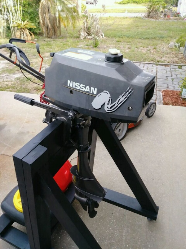 Nissan outboard motor NS3 5B2 (READ AD)