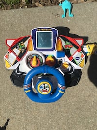 Race car video game toy Woodson, 62650