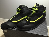 Sidi gas motorcycle shoes, size 10.5
