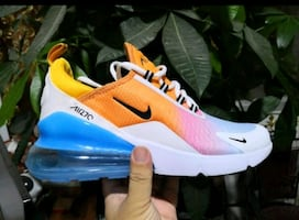 Colorful nike. 10