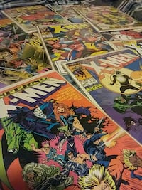 Marvel comic books HAD them for more the15th years Philadelphia, 19129