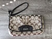 Coach wristlet purse Gainesville, 20155