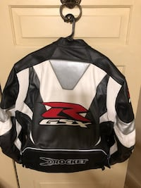Very good condition bike jacket  Brant
