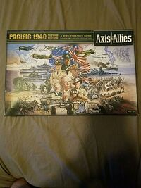 Axis and Allies Pacific 1940 Miller Place, 11764