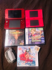 Nintendo's 3ds xl ,and ds Grand Prairie, 75052