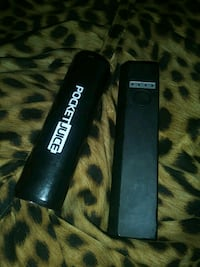 Portable phone charger $5 for one or $10 both Killeen, 76541