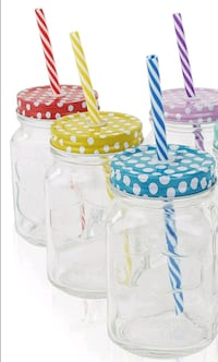Set of 9 Glass Jars Glenn Dale, 20769