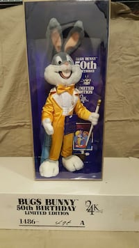 Bugs Bunny Limited Edition Collectors Doll Woodbridge, 22193