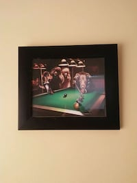 Picture of dogs playing poker Hobe Sound, 33455