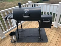 Black and gray outdoor grill Alexandria, 22304