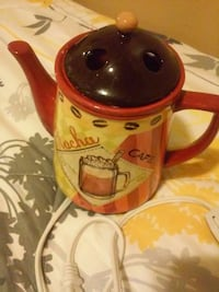 Yankee Candle electric coffee pot diffuser