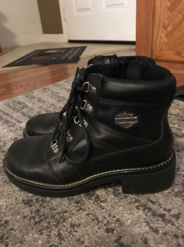 caf16b7d4d24 Used Harley Davidson Women s Boots - Size 8 for sale in Livermore ...