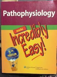 Pathophysiology Made Incredibly Easy Winnipeg, R2J