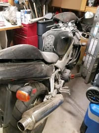 1999 Super Hawk Motorcycle; Good condition well ma Dearborn
