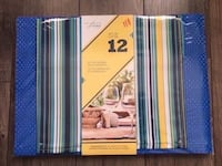 New-set of 6 placements & 6 napkins Calgary, T2A 4H7