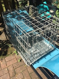 Pet dog crate Coquitlam, V3J 3Y1