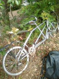gray and black hardtail bike Fort Mill, 29708