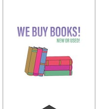 We Buy Books - Cash for Books!
